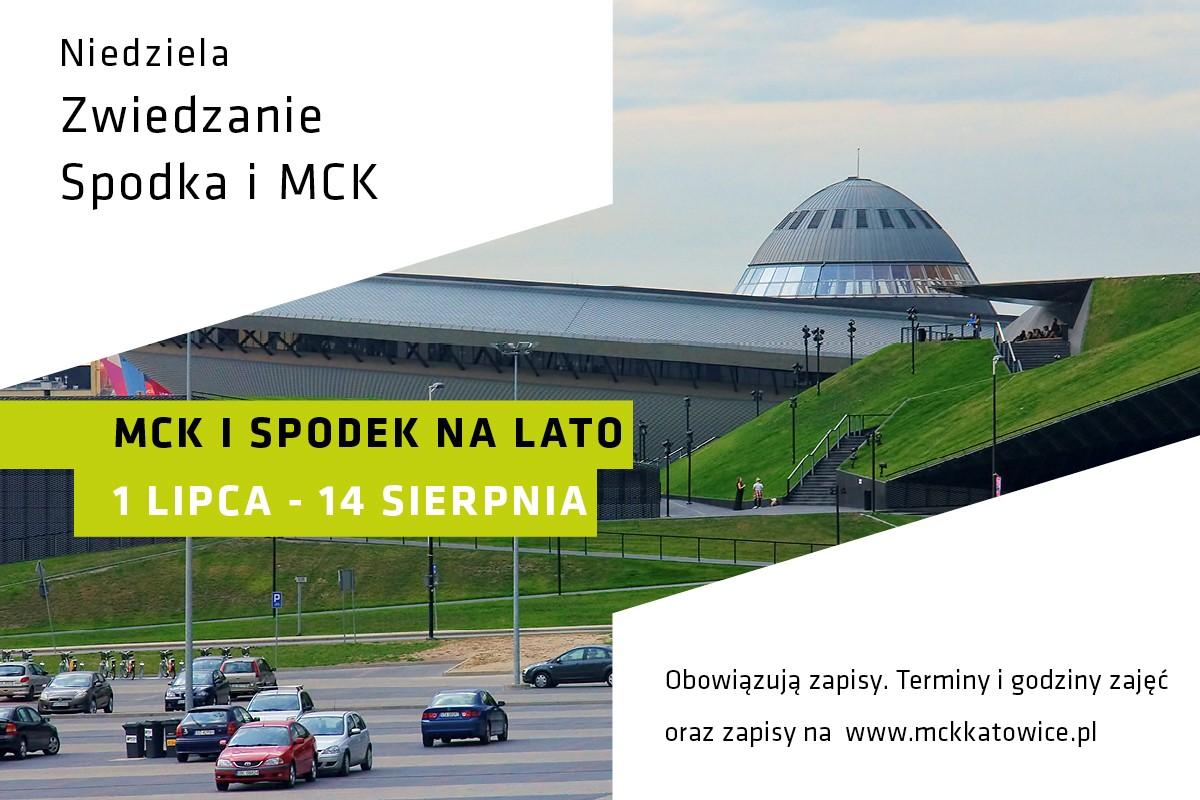 Zwiedzanie MCK i Spodka