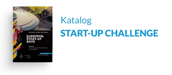 Catalogue of 100 finalists of Start-up Challenge competition
