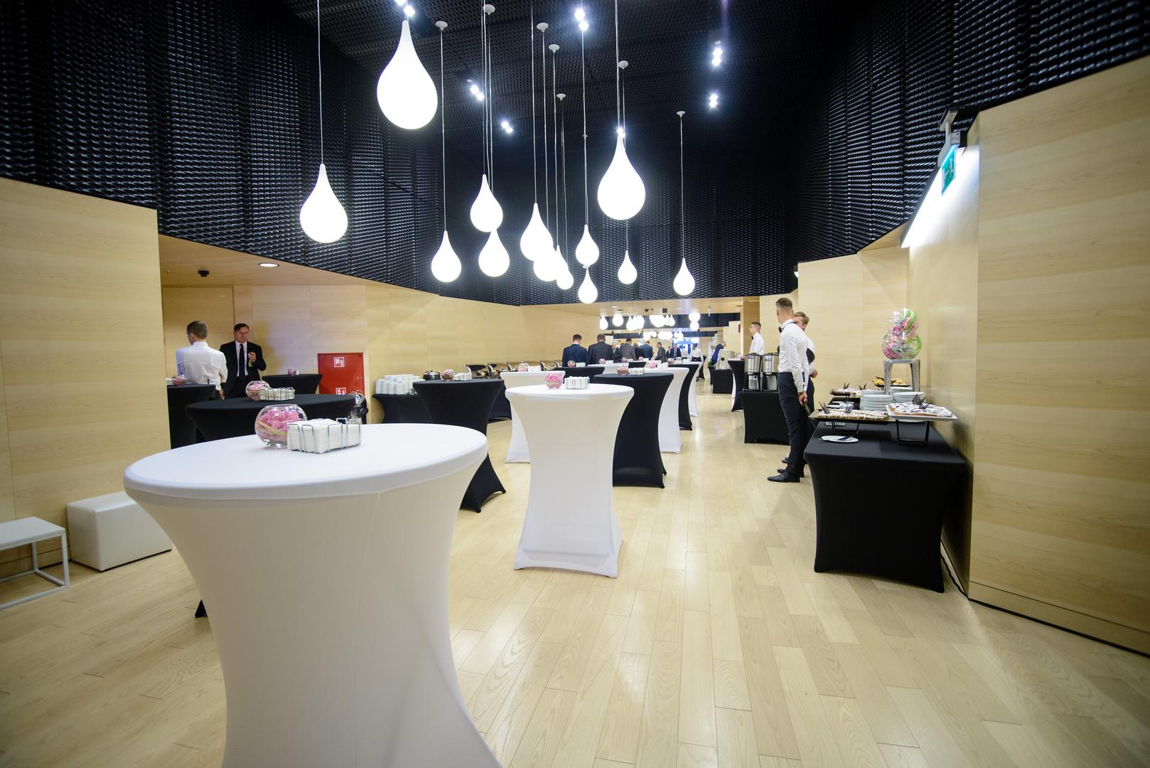 Mazurkas Catering w MCK
