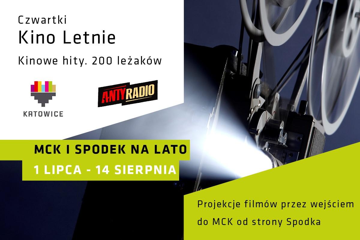 Kino Letnie w MCK